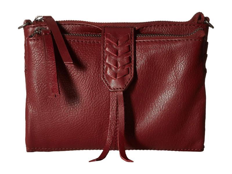 ラッキーブランド レディース ハンドバッグ バッグ Amber Convertible Wallet Maroon