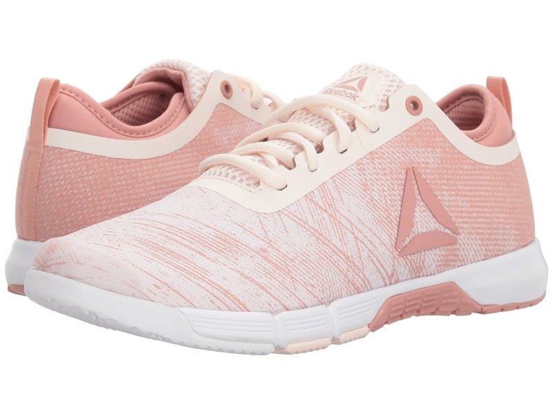 リーボック レディース スニーカー シューズ Speed Her TR Pale Pink/Chalk Pink/White/Silver