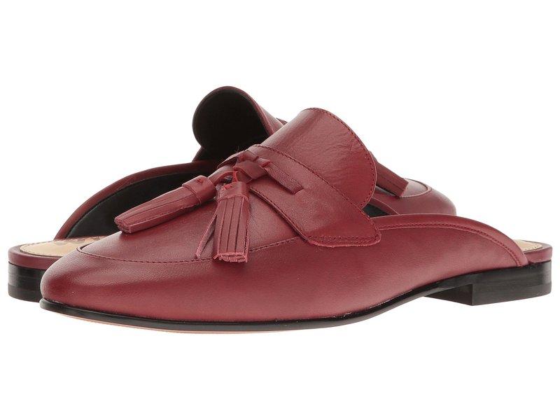 サムエデルマン レディース スリッポン・ローファー シューズ Paris Tango Red Modena Calf Leather