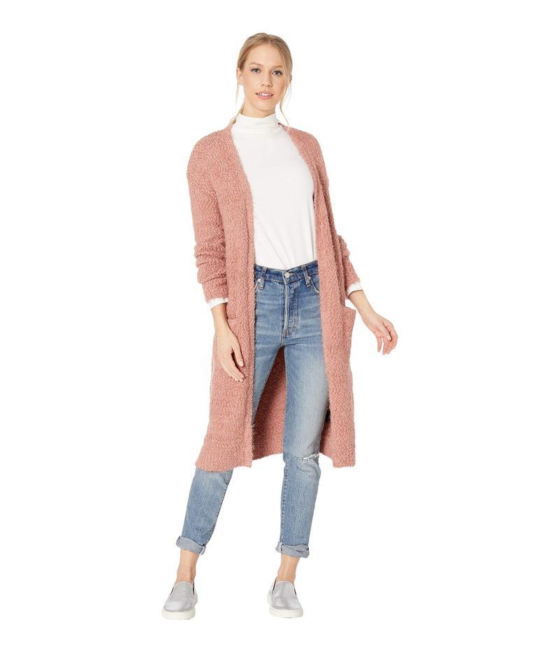 ビービーダコタ レディース ニット・セーター アウター Cardi B Ultra Soft Cardigan Rose Taupe