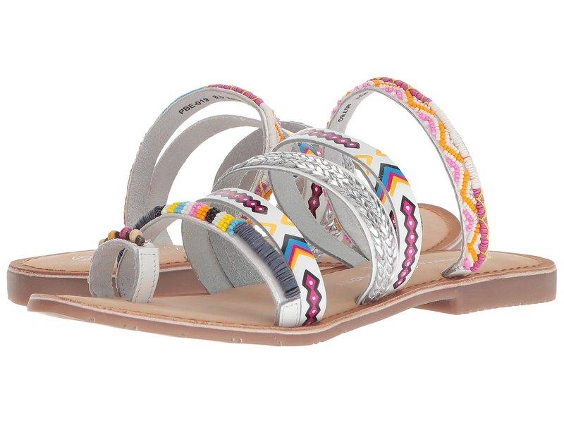 チャイニーズランドリー レディース サンダル シューズ Pandora シューズ Pandora Sandal サンダル White Multi Leather, 自転車プローウォカティオ:1cdd5e6f --- reisotel.com