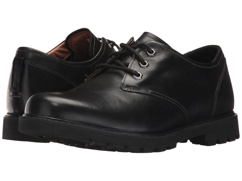 ダナム メンズ オックスフォード シューズ Royalton Oxford Waterproof Black