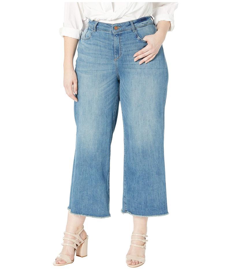 ディーエル1961 レディース デニムパンツ ボトムス Plus Size Hepburn High-Rise Wide Leg in Palmer Palmer