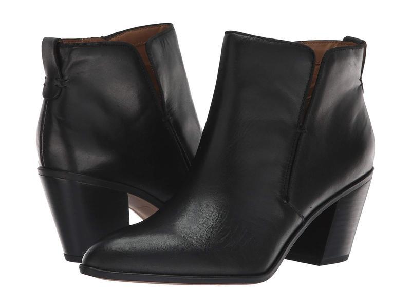 フランコサルト レディース ブーツ・レインブーツ シューズ Orchard Black Bally Leather
