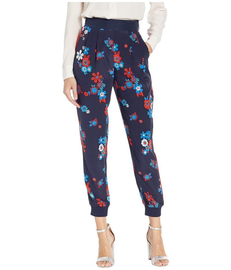 ジューシークチュール レディース カジュアルパンツ ボトムス Silky Hayworth Floral Slim Pants Regal Hayworth Floral