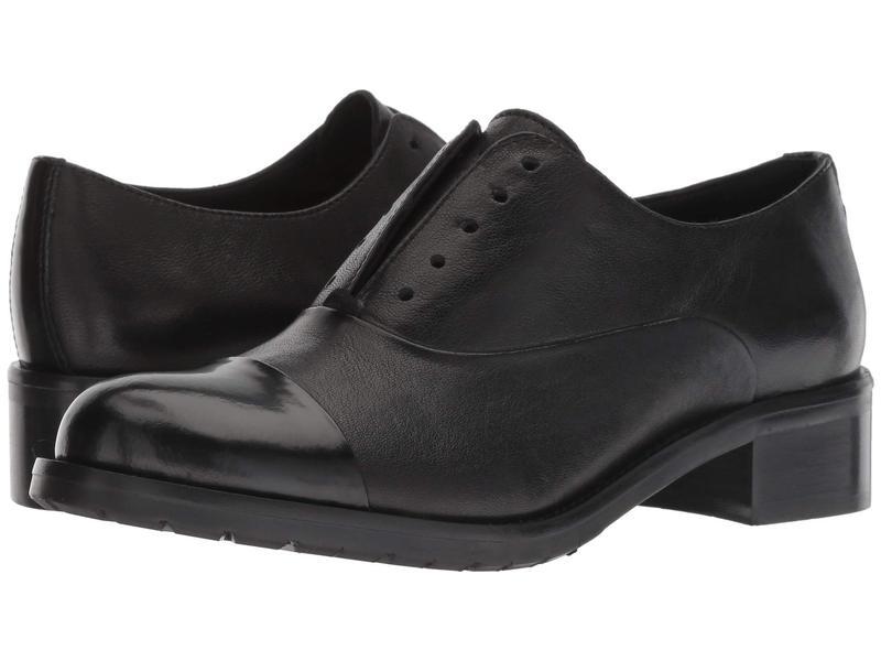【売れ筋】 ラカナディアン レディース スリッポン・ローファー Black シューズ Merten Leather Black レディース Leather, フェイラー公式オンラインショップ:b65eedce --- tringlobal.org