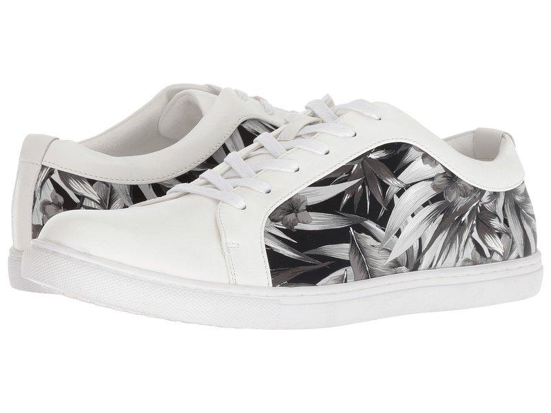ケネスコール メンズ スニーカー シューズ Belton Sneaker White