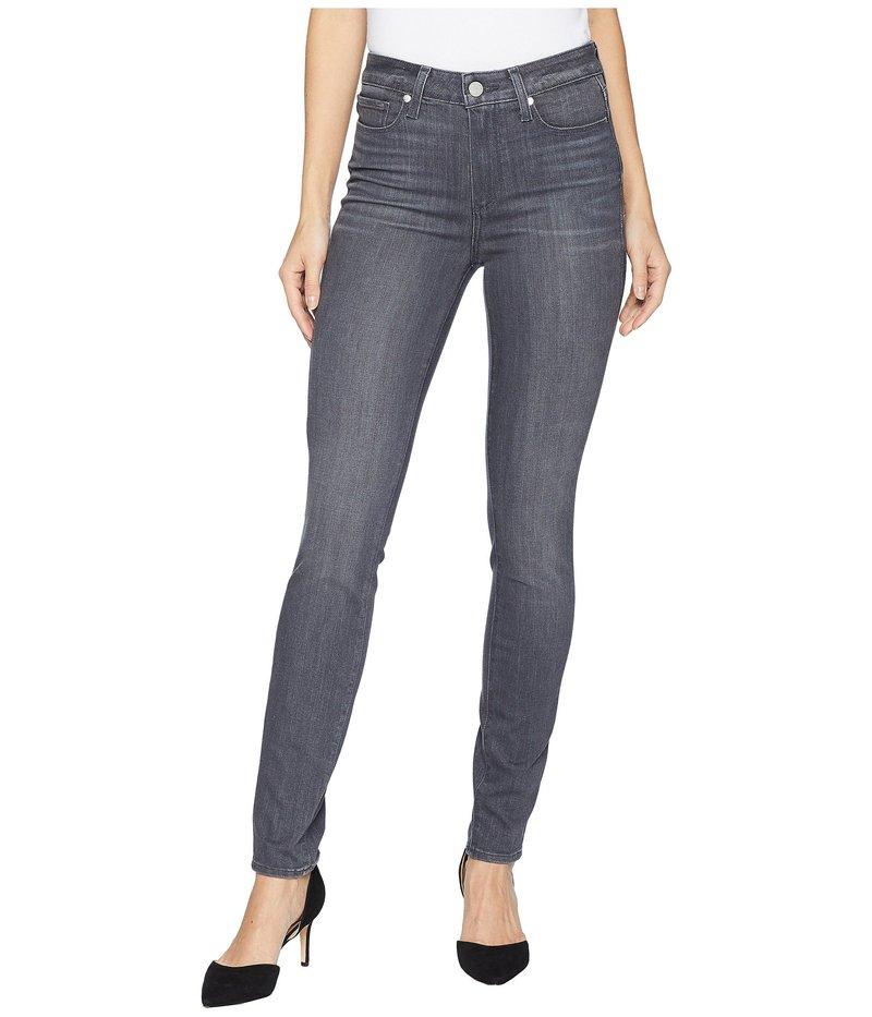 ペイジ レディース デニムパンツ ボトムス Hoxton Ultra Skinny Jeans in Grey Peaks Grey Peaks