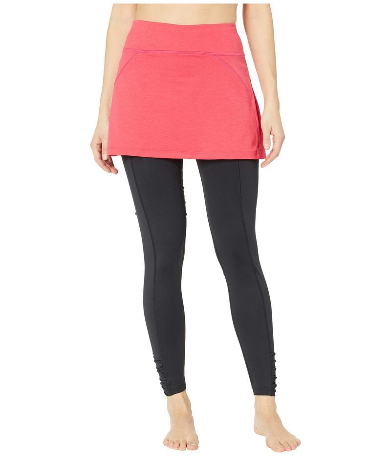 スカートスポーツ レディース スカート ボトムス Wonder Wool Skirt Cosmo Pink Wool/Black