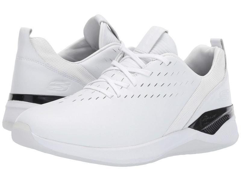 スケッチャーズ メンズ スニーカー シューズ Modena Valburn White/Black