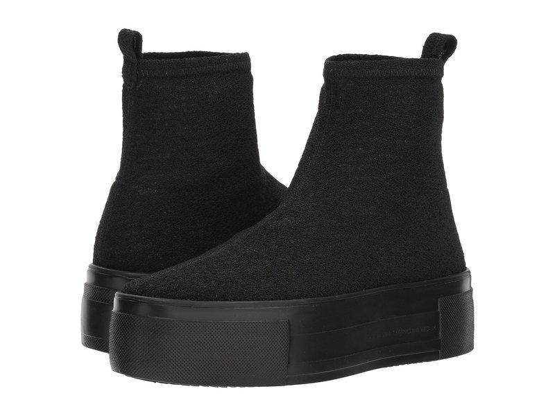 ケネルアンドシュメンガー Sock レディース Sneaker スニーカー シューズ Top Stretch Sock Sneaker Black Knit Stretch Knit, サオリチョウ:560c0e8d --- sunward.msk.ru