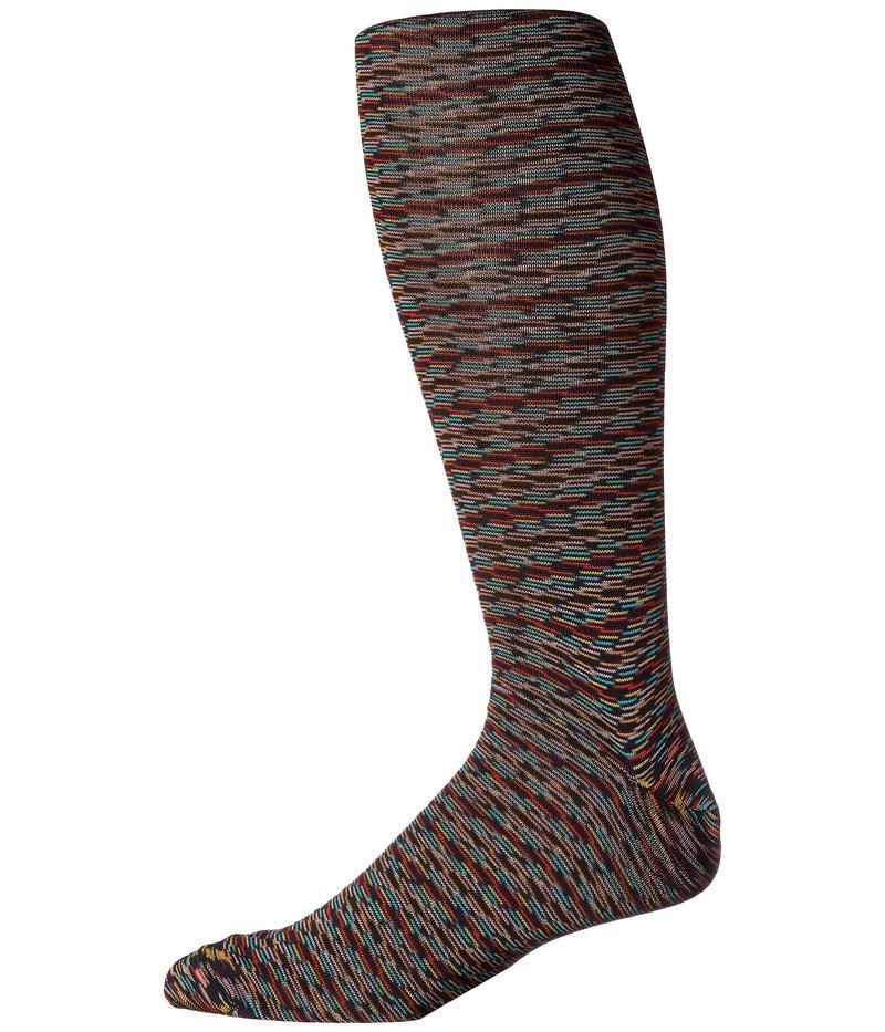ミッソーニ メンズ 靴下 アンダーウェア Fiammata Socks Multi