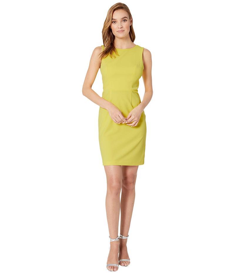 ベッツィジョンソン レディース ワンピース トップス Scuba Crepe Cross-Back Dress New Spring Sun