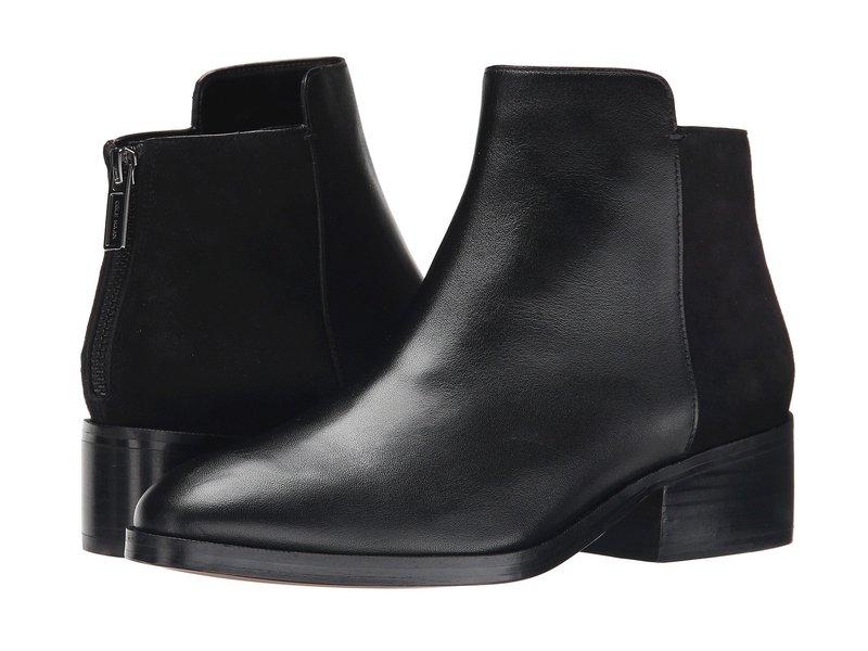 コールハーン レディース ブーツ・レインブーツ シューズ Elion Bootie Black Leather
