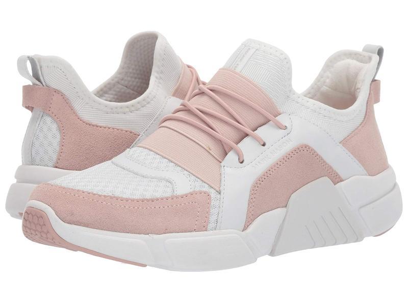 マークネイソン レディース スニーカー シューズ Block White/Pink