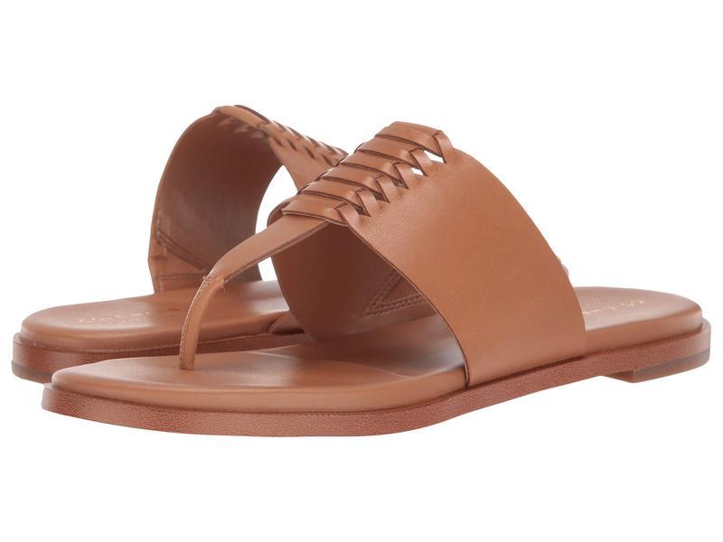 コールハーン レディース サンダル シューズ Felix Grand Thong Sandal Pecan Leather