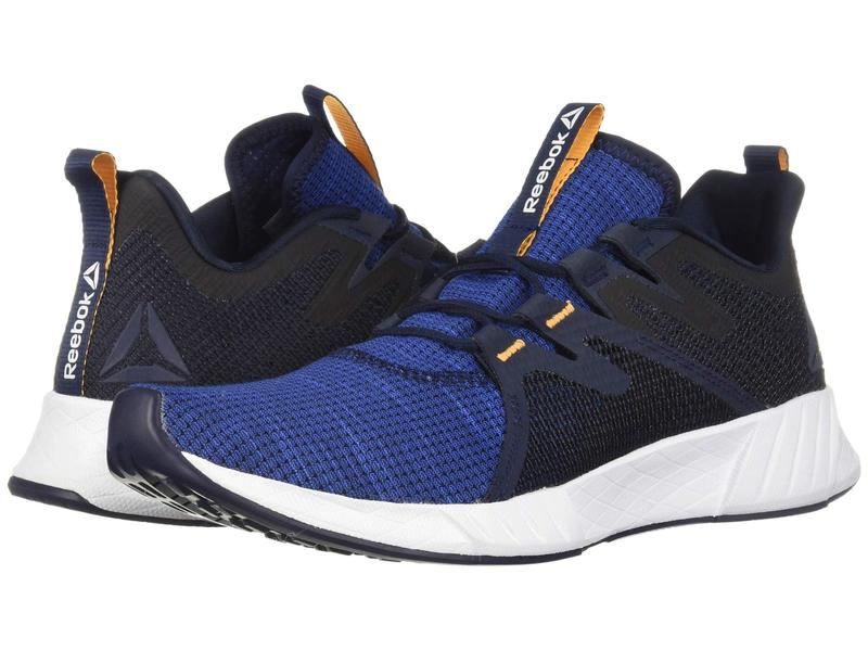 リーボック メンズ スニーカー シューズ Fusium Run 2.0 Collegiate Navy/Crushed Cobalt/White/Gold