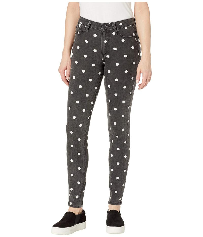 ペイジ レディース デニムパンツ ボトムス Hoxton Ultra Skinny Jeans in Black/Cream Polka Dot Black/Cream Polka Dot