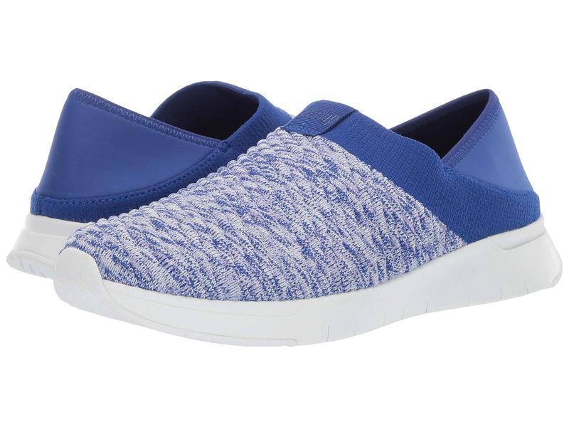 フィットフロップ レディース スニーカー シューズ Artknit Sneaker Illusion Blue