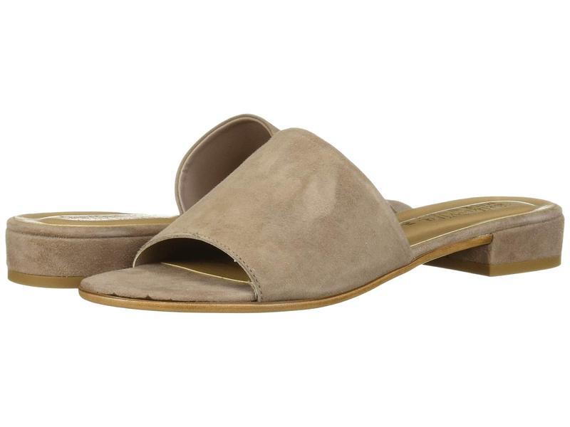 ベラビタ レディース サンダル シューズ Tes-Italy Taupe Italian Leather
