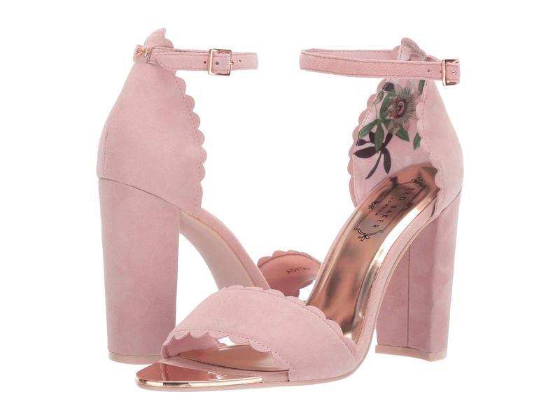 テッドベーカー レディース ヒール シューズ Raidha Pink Blossom
