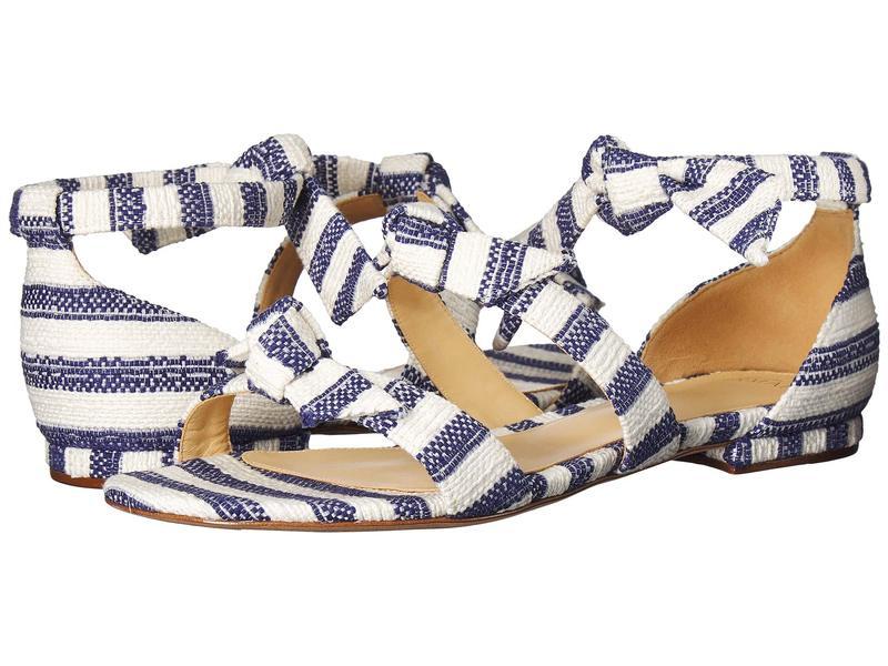 アレクサンドラバードマン レディース サンダル シューズ New Flat Lolita Nightsky Fabric