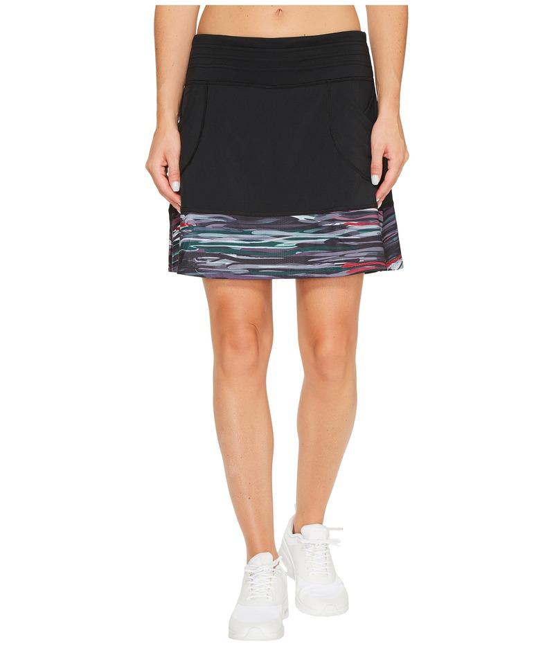 スカートスポーツ レディース スカート ボトムス Mod Quad Skirt Black/Romance Print