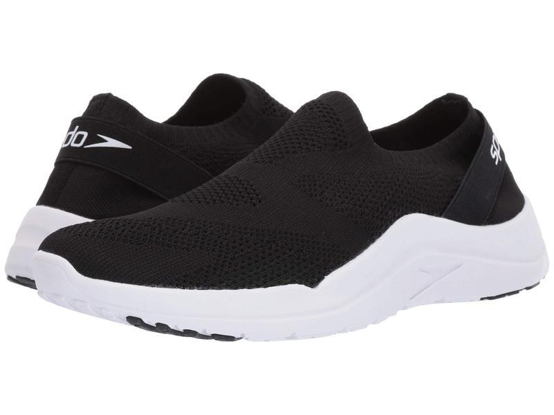スピード メンズ スニーカー シューズ Surf Knit Ultra Black/White