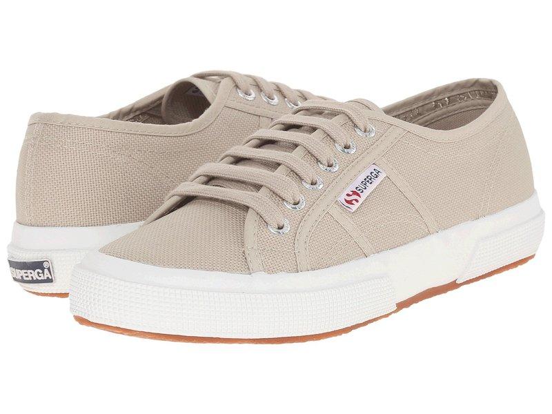 スペルガ メンズ スニーカー シューズ 2750 COTU Classic Sneaker Taupe