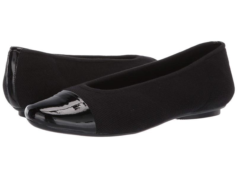 ベネリ レディース サンダル シューズ Suzel Black Knitwear/Black Patent