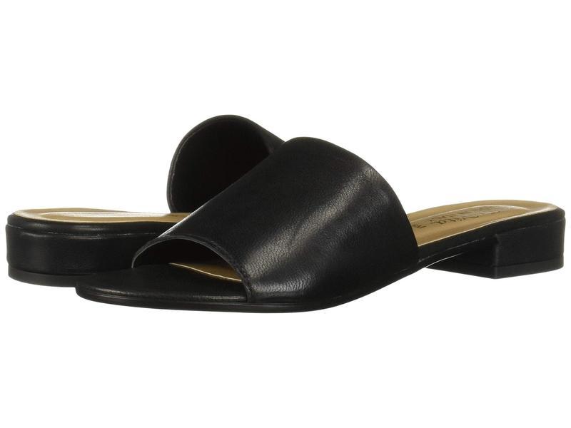 ベラビタ レディース サンダル シューズ Tes-Italy Black Italian Leather