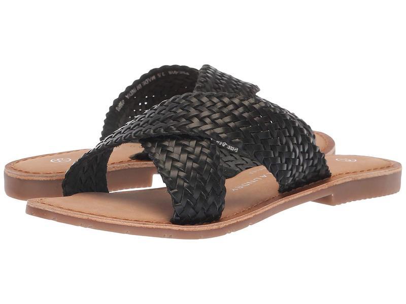 チャイニーズランドリー レディース サンダル シューズ Pure Black Leather