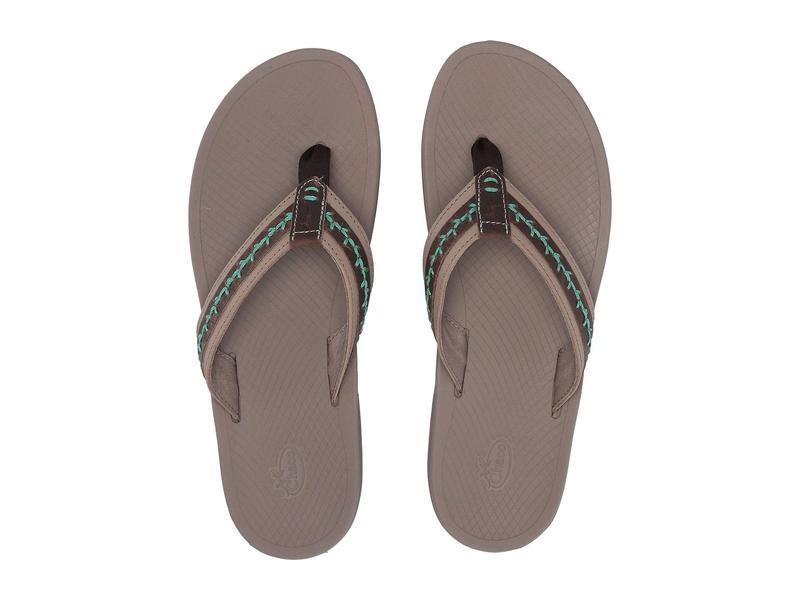 チャコ レディース サンダル シューズ Playa Pro Leather Tan