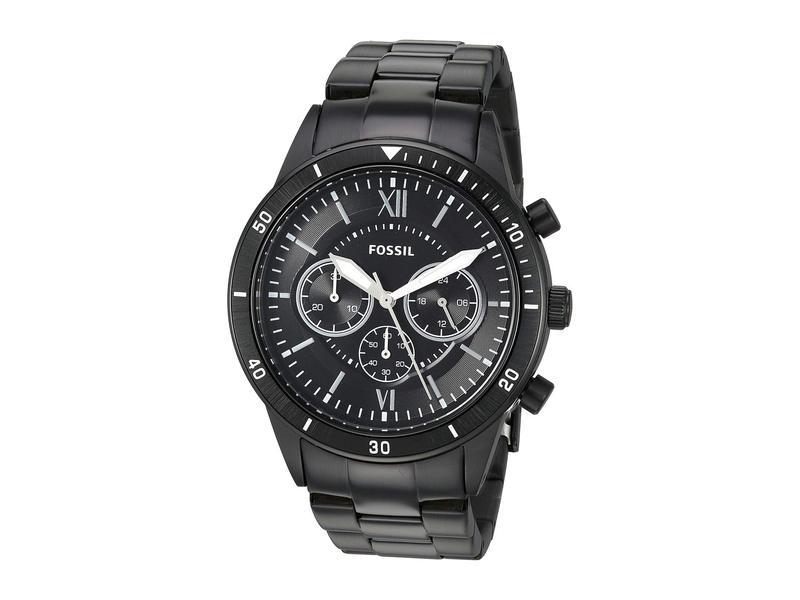 フォッシル メンズ 腕時計 アクセサリー Flynn Sport - BQ2227 Black