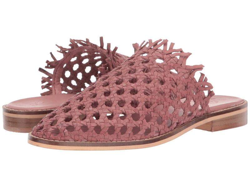 フリーピープル レディース サンダル シューズ Mirage Woven Flat Pink