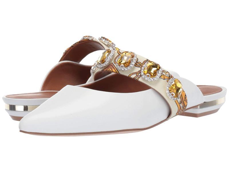 カートジェイガーロンドン レディース サンダル シューズ Priscilla White Combo Leather