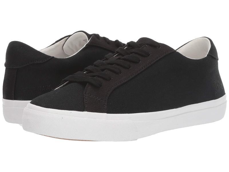 メイドウェル レディース スニーカー シューズ Sidewalk Low Top Sneakers True Black Canvas