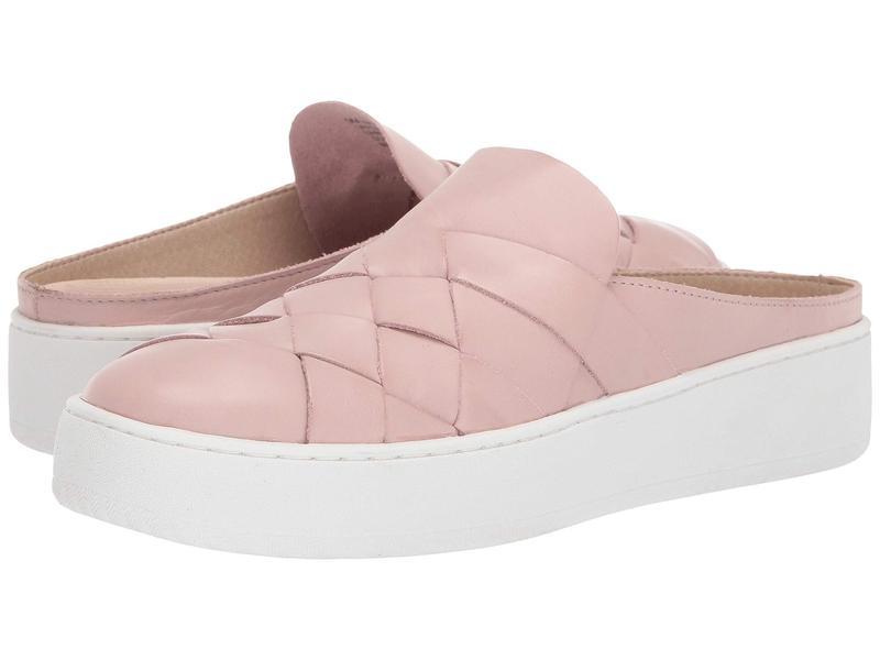 エアロソールズ レディース スニーカー シューズ Martha Stewart Wax Paper Pink Leather