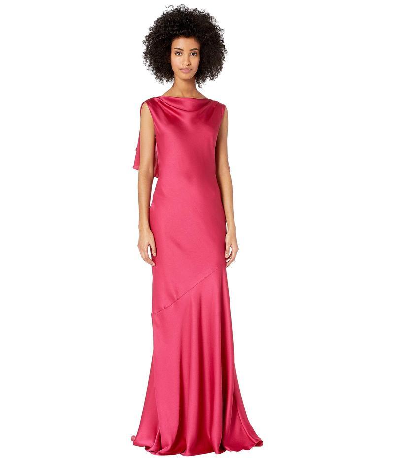 レイチェル ゾー レディース ワンピース トップス Ami Gown Royal/Fuchsia