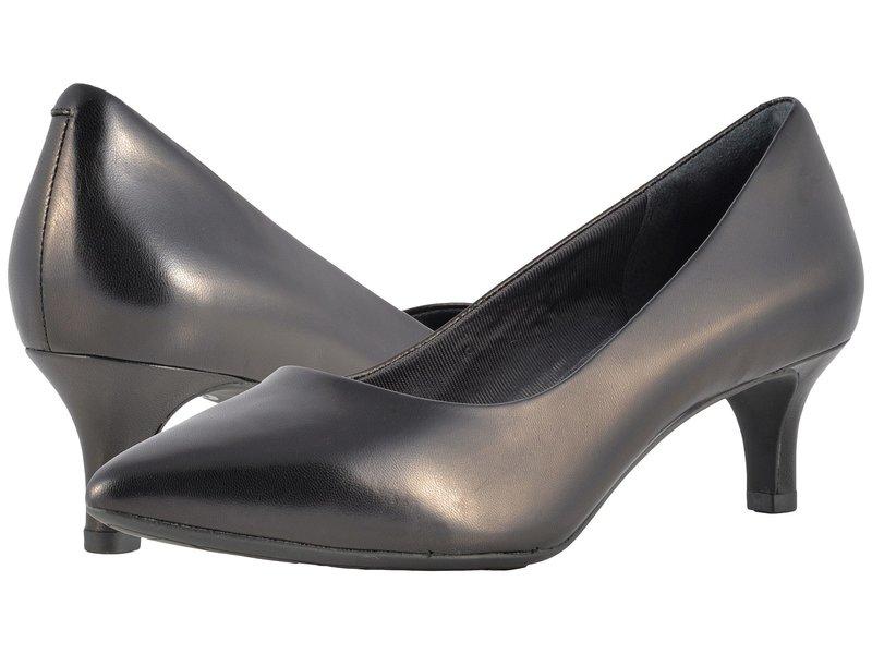 ロックポート レディース ヒール シューズ Total Motion Kalila Pump New Black Leather