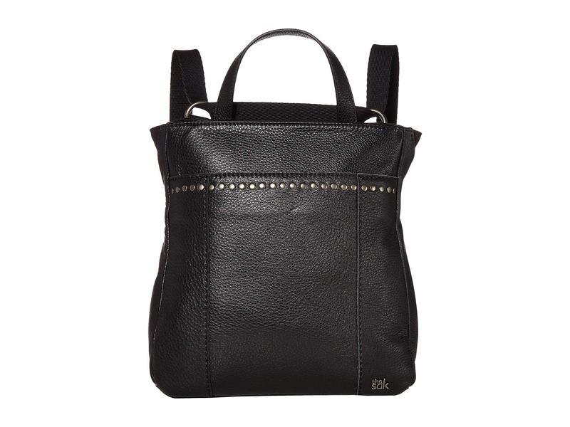 ザサック レディース バックパック・リュックサック バッグ Calabasas Mini Backpack Black