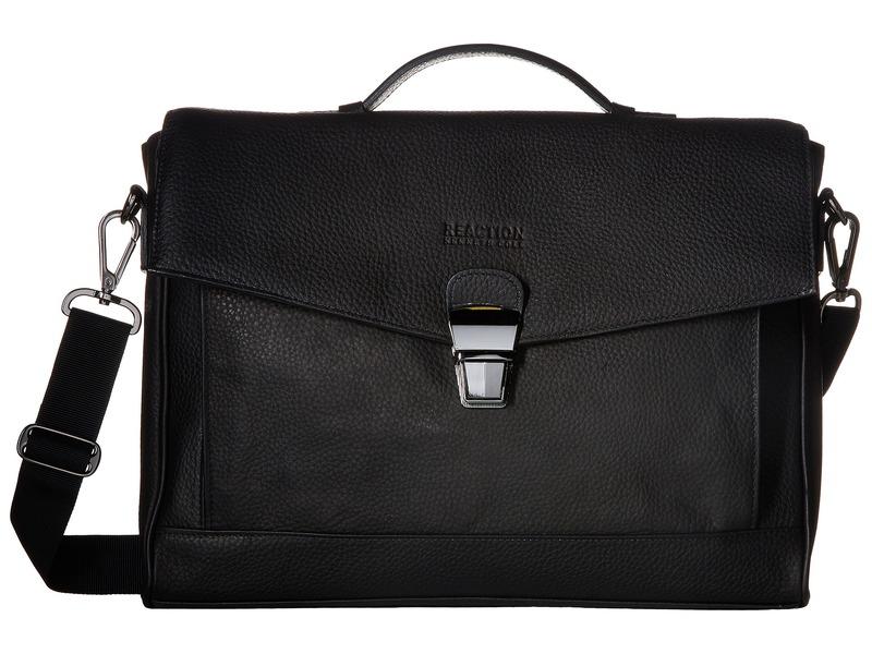 ケネスコール メンズ ビジネス系 バッグ Modern Port-Sonality - Computer Portfolio Black