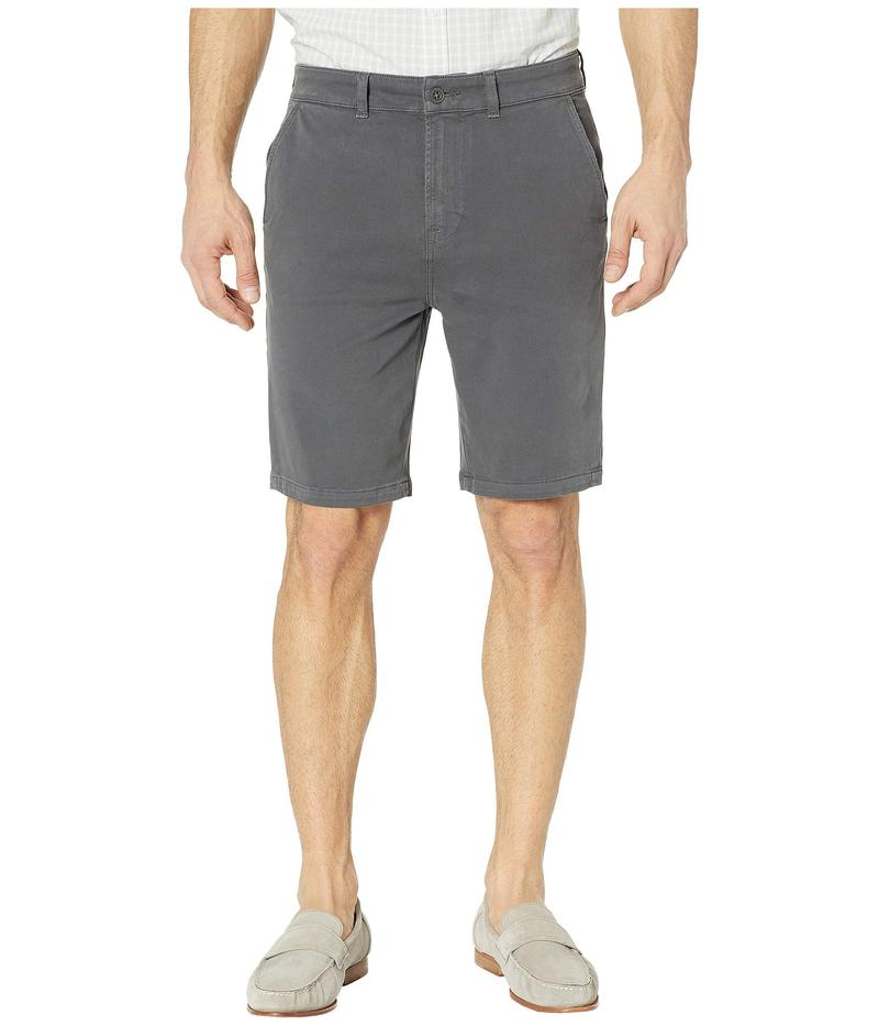ハドソンジーンズ メンズ ハーフパンツ・ショーツ ボトムス Relaxed Chino Shorts Asphalt