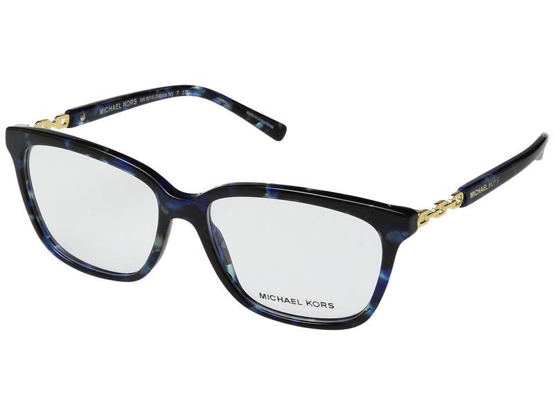 マイケルコース レディース サングラス・アイウェア アクセサリー 0MK8018 Blue Tortoise/Gold