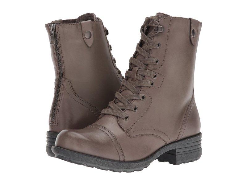 コブ ヒル レディース ブーツ・レインブーツ シューズ Cobb Hill Bethany Grey Leather