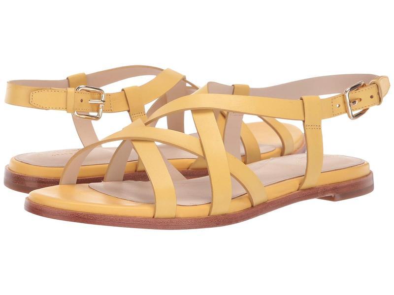 コールハーン レディース サンダル シューズ Analeigh Grand Strappy Sandal Sunset Gold Leather