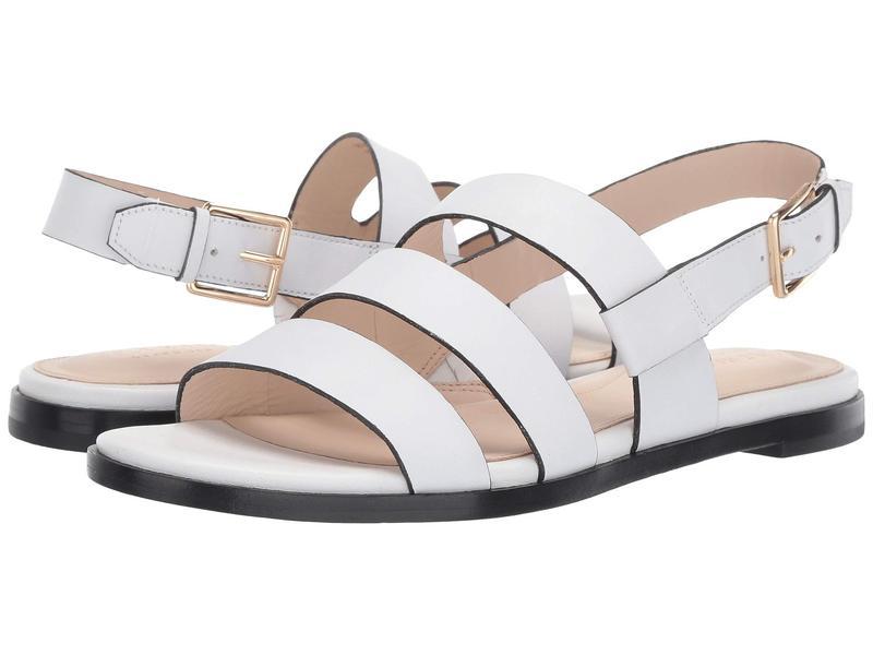 コールハーン レディース サンダル シューズ Anela Grand Sandal Optic White Leather