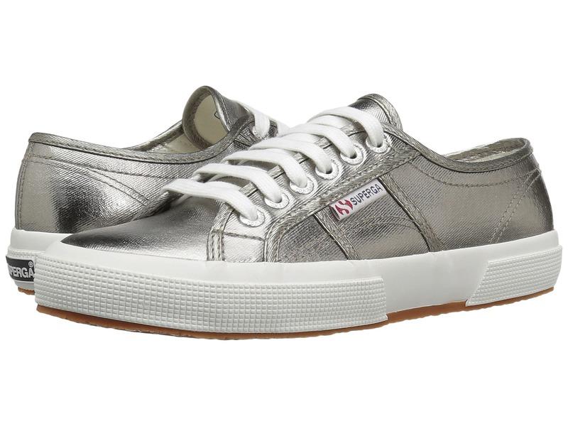 スペルガ レディース スニーカー シューズ 2750 COTMETU Sneaker Grey