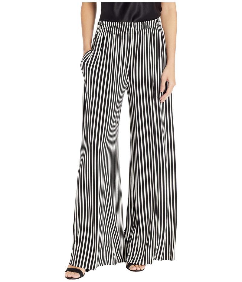 カマリカルチャー レディース カジュアルパンツ ボトムス Side Stripe Boyfriend Elephant Pants Uneven Stripe/Engineered Stripe