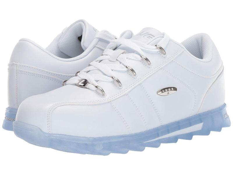 ラグズ メンズ スニーカー シューズ Charger II Ice White/Clear